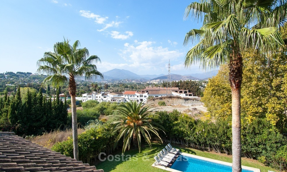 Spacious Villa for Sale in Nueva Andalucia, Marbella, at walking distance to amenities and Puerto Banus 513