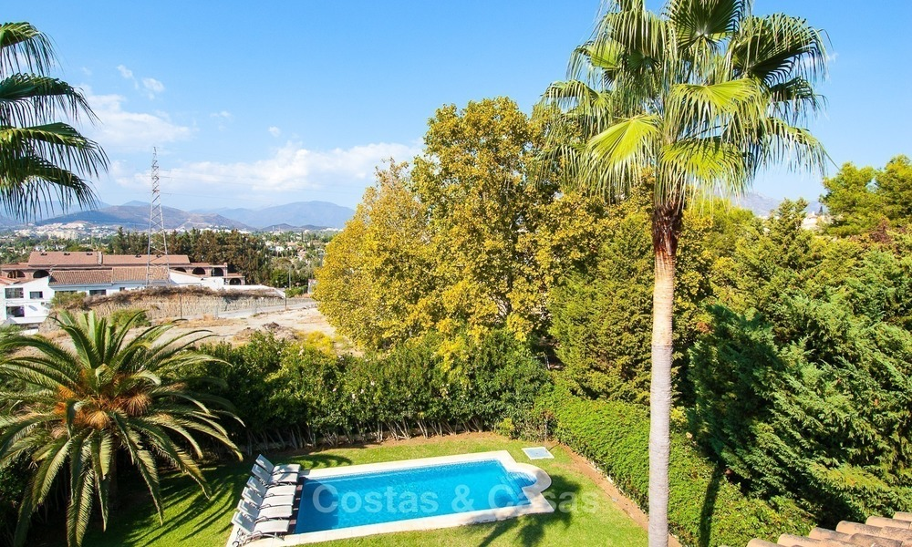 Spacious Villa for Sale in Nueva Andalucia, Marbella, at walking distance to amenities and Puerto Banus 514