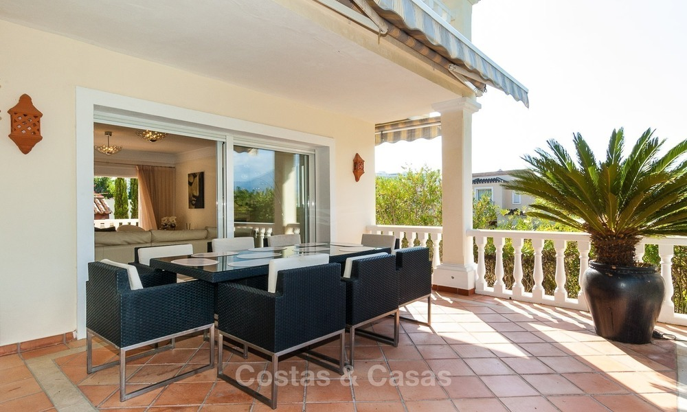 Spacious Villa for Sale in Nueva Andalucia, Marbella, at walking distance to amenities and Puerto Banus 516