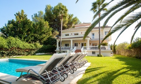 Spacious Villa for Sale in Nueva Andalucia, Marbella, at walking distance to amenities and Puerto Banus 518