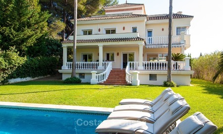 Spacious Villa for Sale in Nueva Andalucia, Marbella, at walking distance to amenities and Puerto Banus 519