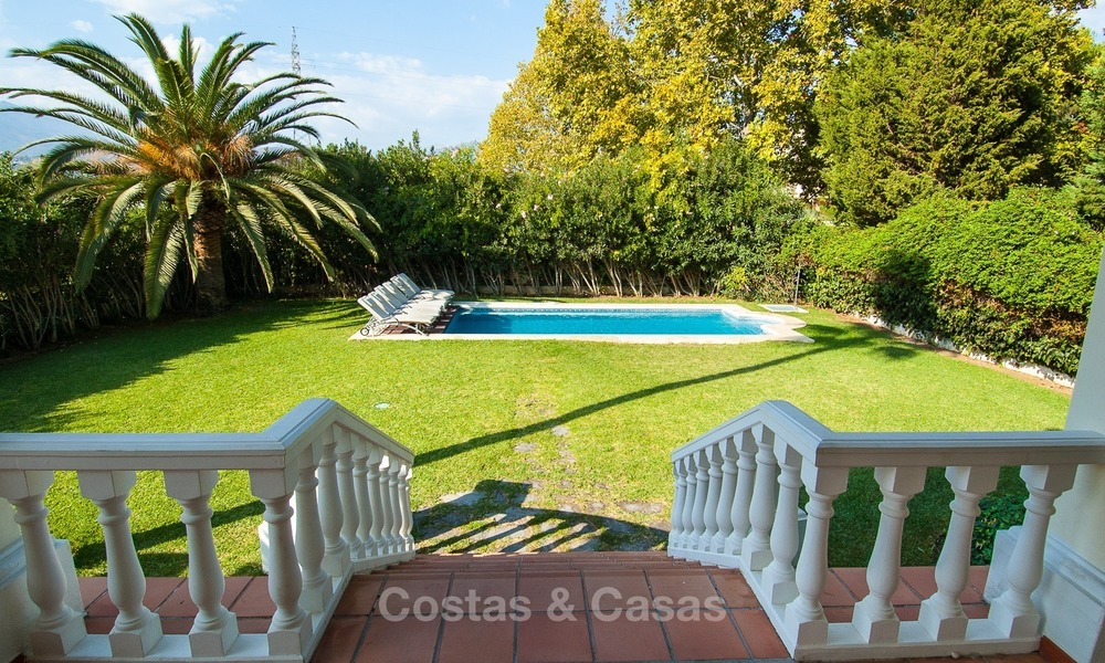 Spacious Villa for Sale in Nueva Andalucia, Marbella, at walking distance to amenities and Puerto Banus 520
