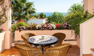 Luxury penthouse apartment for sale with panoramic sea views, Sierra Blanca, Golden Mile, Marbella 824
