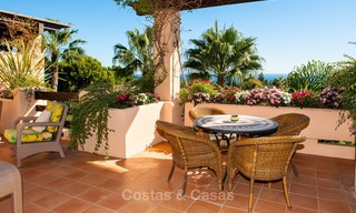 Luxury penthouse apartment for sale with panoramic sea views, Sierra Blanca, Golden Mile, Marbella 825