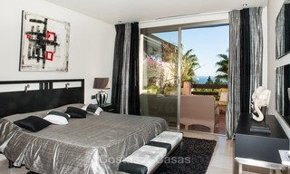 Luxury penthouse apartment for sale with panoramic sea views, Sierra Blanca, Golden Mile, Marbella 833