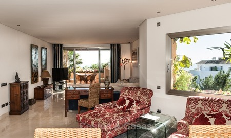 Luxury penthouse apartment for sale with panoramic sea views, Sierra Blanca, Golden Mile, Marbella 837