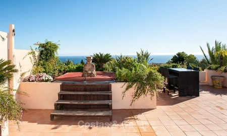 Luxury penthouse apartment for sale with panoramic sea views, Sierra Blanca, Golden Mile, Marbella 843
