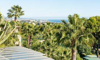 Luxury penthouse apartment for sale with panoramic sea views, Sierra Blanca, Golden Mile, Marbella 848