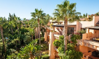 Luxury penthouse apartment for sale with panoramic sea views, Sierra Blanca, Golden Mile, Marbella 850