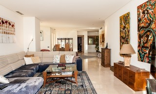 Luxury penthouse apartment for sale with panoramic sea views, Sierra Blanca, Golden Mile, Marbella 854