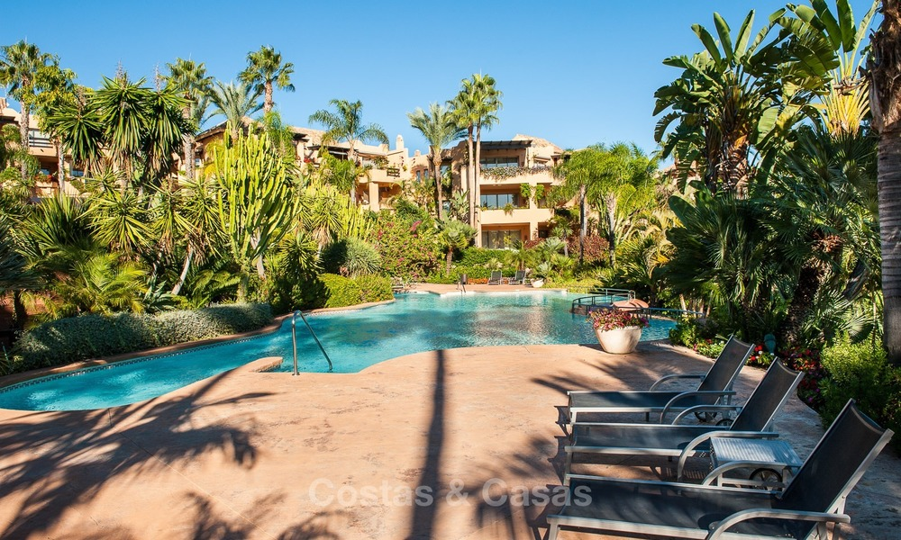 Luxury penthouse apartment for sale with panoramic sea views, Sierra Blanca, Golden Mile, Marbella 859