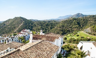 South facing detached House for sale with panoramic sea and golf views on Golf resort in Marbella - Benahavis 965