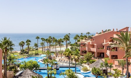 First line beach penthouse apartment for sale on the New Golden Mile between Marbella and Estepona 996