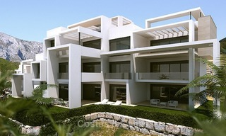 Ready to move in! New modern golf apartment for sale in the area of Benahavis - Marbella 1085
