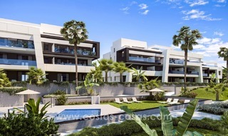 New Modern Apartments for sale in the area of Marbella - Estepona 1087