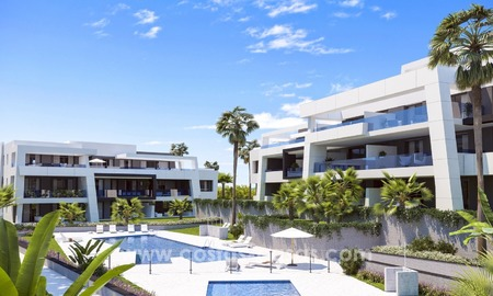 New Modern Apartments for sale in the area of Marbella – Estepona 1088