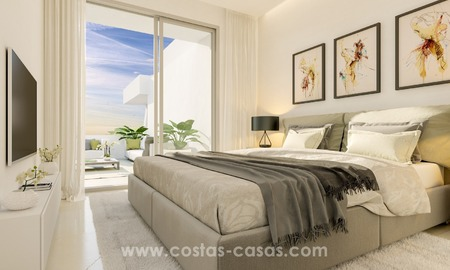 New Modern Apartments for sale in the area of Marbella – Estepona 1090