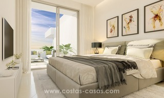 New Modern Apartments for sale in the area of Marbella - Estepona 1090