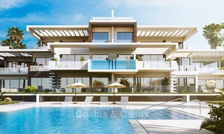 Prestigious New Development of Apartments and Penthouses for Sale on The Golden Mile, Marbella 1092