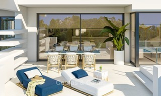 Prestigious New Development of Apartments and Penthouses for Sale on The Golden Mile, Marbella 1100