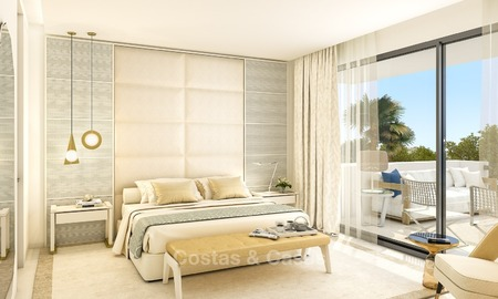 Prestigious New Development of Apartments and Penthouses for Sale on The Golden Mile, Marbella 1103