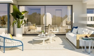Prestigious New Development of Apartments and Penthouses for Sale on The Golden Mile, Marbella 1104