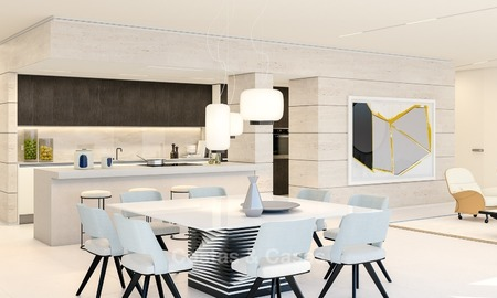 Prestigious New Development of Apartments and Penthouses for Sale on The Golden Mile, Marbella 1113