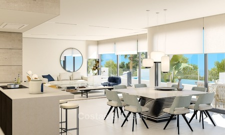 Prestigious New Development of Apartments and Penthouses for Sale on The Golden Mile, Marbella 1114