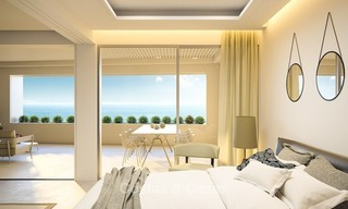 Luxurious Modern Apartments for sale, Seafront Location in Estepona 1254