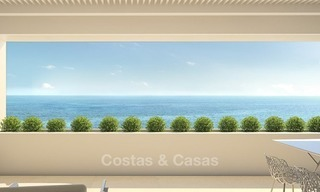 Luxurious Modern Apartments for sale, Seafront Location in Estepona 1257