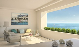 Luxurious Modern Apartments for sale, Seafront Location in Estepona 1258