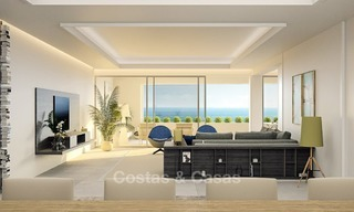 Luxurious Modern Apartments for sale, Seafront Location in Estepona 1260