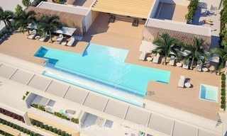 Luxurious Modern Apartments for sale, Seafront Location in Estepona 2628