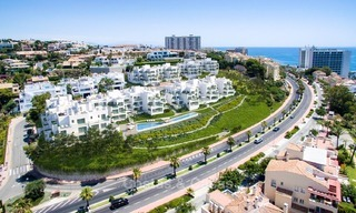 Modern, Sea View Apartments for Sale, close to the Beach in Benalmádena, Costa del Sol 1281