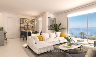 Modern, Sea View Apartments for Sale, close to the Beach in Benalmádena, Costa del Sol 1283