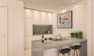 Modern, Sea View Apartments for Sale, close to the Beach in Benalmádena, Costa del Sol 1284