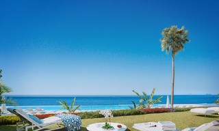 Exclusive New, Modern Beachfront Apartments for sale, New Golden Mile, Marbella - Estepona 12296