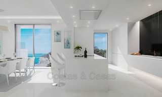 Exclusive New, Modern Beachfront Apartments for sale, New Golden Mile, Marbella - Estepona 12306