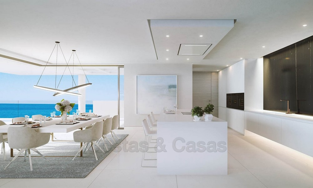 Exclusive New, Modern Beachfront Apartments for sale, New Golden Mile, Marbella - Estepona 12307
