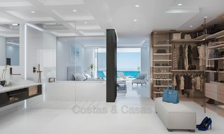 Exclusive New, Modern Beachfront Apartments for sale, New Golden Mile, Marbella - Estepona 12309