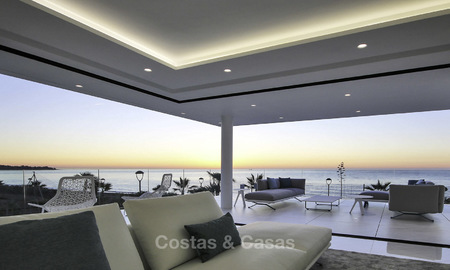 Exclusive New, Modern Beachfront Apartments for sale, New Golden Mile, Marbella - Estepona 2967