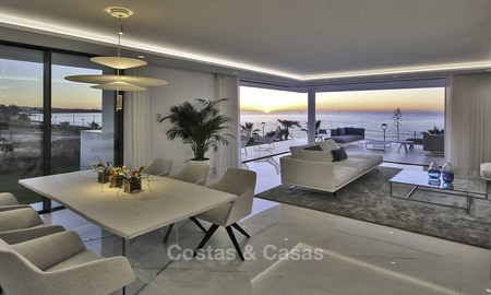 Exclusive New, Modern Beachfront Apartments for sale, New Golden Mile, Marbella - Estepona 2968