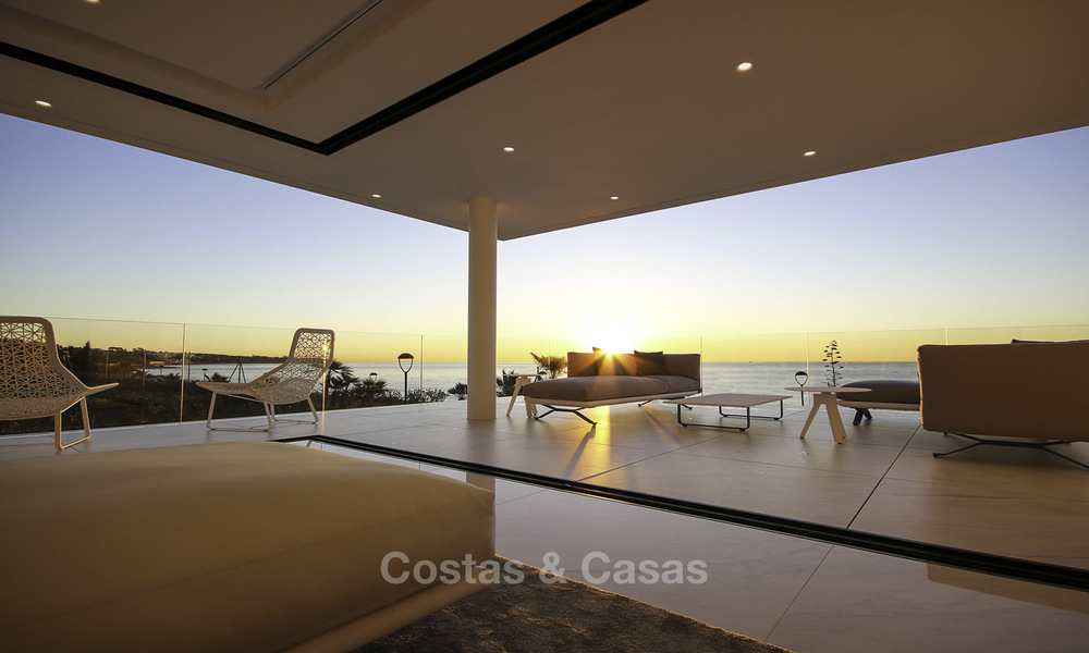 Exclusive New, Modern Beachfront Apartments for sale, New Golden Mile, Marbella - Estepona 2969