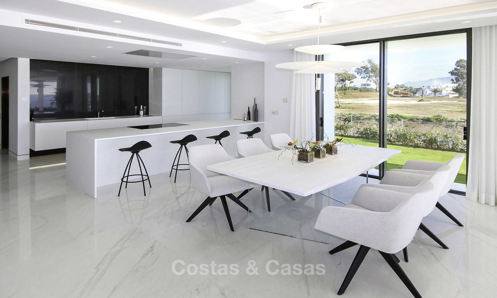 Exclusive New, Modern Beachfront Apartments for sale, New Golden Mile, Marbella - Estepona 2976