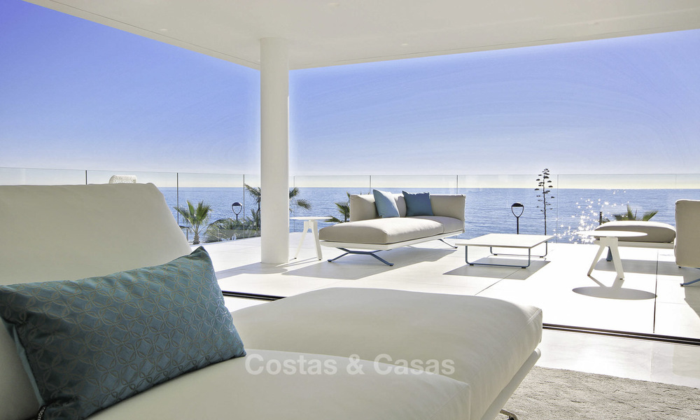 Exclusive New, Modern Beachfront Apartments for sale, New Golden Mile, Marbella - Estepona 2977