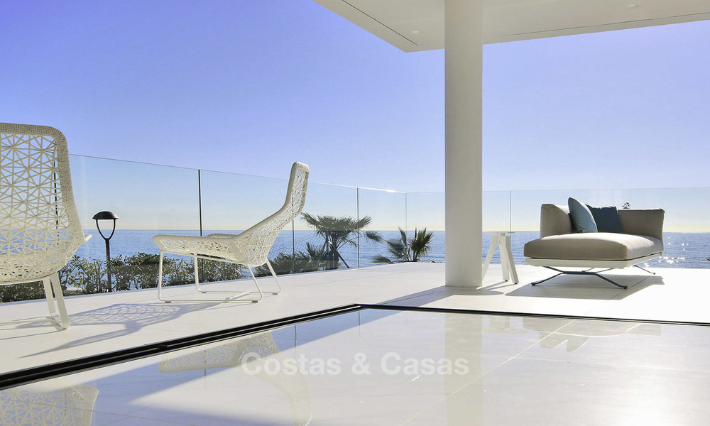 Exclusive New, Modern Beachfront Apartments for sale, New Golden Mile, Marbella - Estepona 2978