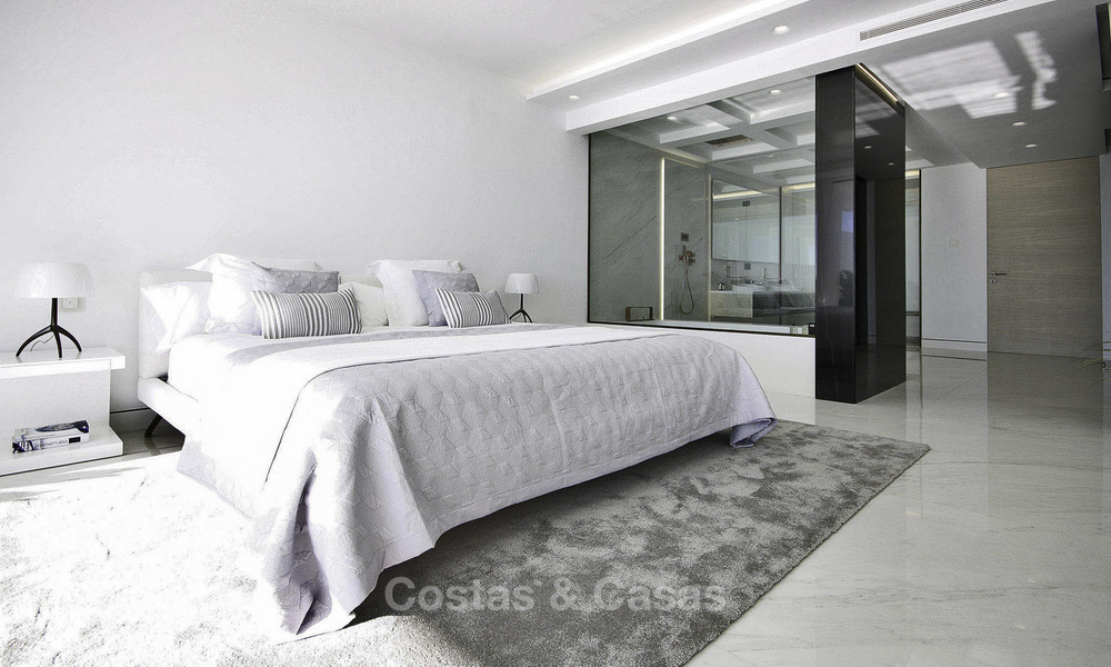 Exclusive New, Modern Beachfront Apartments for sale, New Golden Mile, Marbella - Estepona 2979