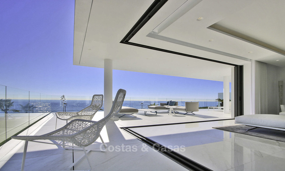 Exclusive New, Modern Beachfront Apartments for sale, New Golden Mile, Marbella - Estepona 2985