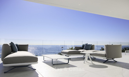 Exclusive New, Modern Beachfront Apartments for sale, New Golden Mile, Marbella - Estepona 2986