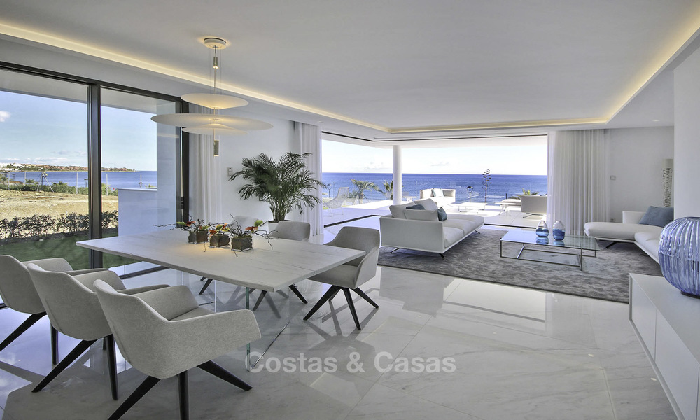 Exclusive New, Modern Beachfront Apartments for sale, New Golden Mile, Marbella - Estepona 2988